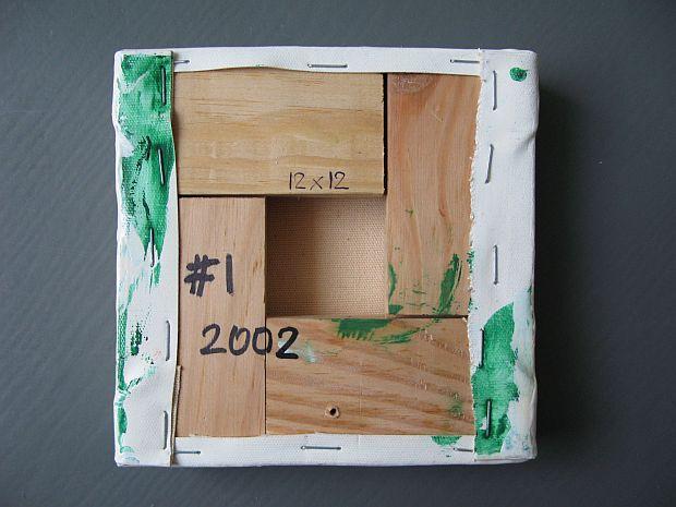 Obrazy 2002-<br> Wojciech Gilewicz
