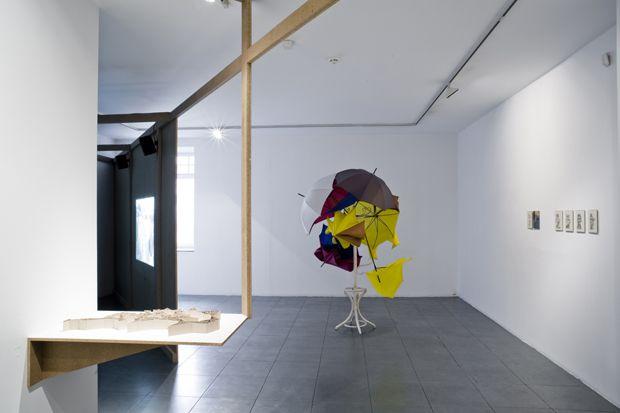 Simone Ruess – Movement Space