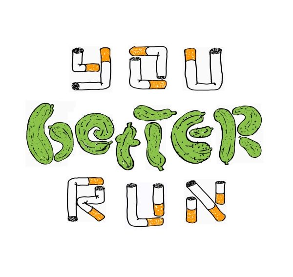 Pawel Ferus - You Better Run