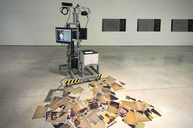 Przemysław Jasielski - Photo Robotoid
