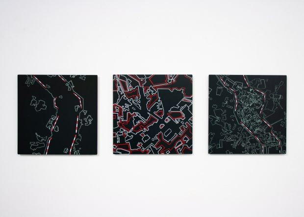 Alicja Gaskon - Dividing Lines (Linie podziału)